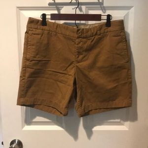 J Crew Broken in Boyfriend short